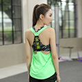 Summer Casual Tank Tops Women's Fitness Exercise Sleeveless Yuga Shirt Loose Dry Quick Clothes Vest Backless