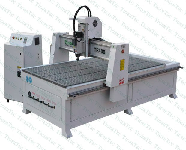 Most popular size for many applications with competitive price TR408 CNC router