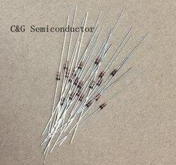 Diode de commutation rapide d'immersion de 100 pièces 1n4148 IN4148, Diode de Signal de commutation