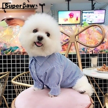 Fashion Pet Dog Shirt Summer Clothes For Small Medium Puppy Dogs Clothing Cat Schnauzer Vest Costumes French Bulldog BNC06