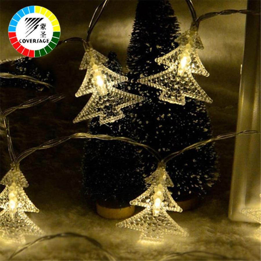 Coversage 10M 100 Рождество шыршасы Гарленд - Мерекелік жарықтандыру - фото 2
