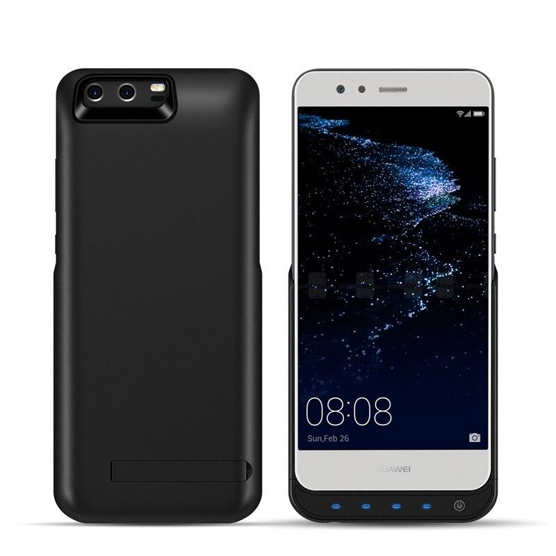 Цена за 2017 Высокое качество для Huawei p10/p10 Plus Батарея случае Перезаряжаемые Мощность Bank Резервное копирование Внешняя Батарея Зарядное устройство Чехол