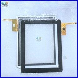 Nowy ekran dotykowy 300 L4567K B00 dla tabletu Ployer 9.7 ''MOMO19 Quad pojemnościowy ekran dotykowy panel Digitizer czujnik 300 L4567K B0 w Ekrany LCD i panele do tabletów od Komputer i biuro na