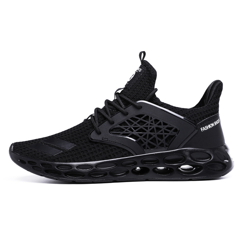 Sneakers Baseball-Shoes Summer Breathable Men Ultra-Light Outdoor Hot-Sale New-Style