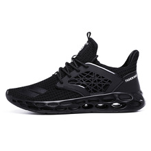 Sneakers Baseball-Shoes Breathable Men Ultra-Light Outdoor Hot-Sale New-Style Summer