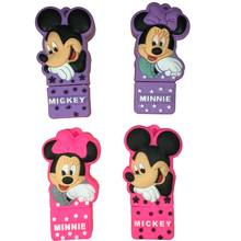 Beautiful Cartoon Animated Mickey Mouse Usb Flash Drive 8gb Pen Drive Minnie Mouse Memory Card Gift For Girl Disk On Key