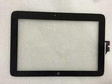 Para hp slatebook 10×2 painel touch screen digitador de vidro com moldura de substituição display lcd novo e original