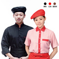 Chef Uniform Time-limited Cotton Men 2016 Hot Fashion Color Hat Kitchen Cafe Waitress Cap Ray Limpets Western-style Food