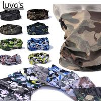 LUVCLS Men Face Mask Warmer Hair Accessories Camo  ...