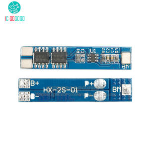 Protection-Board Short Circuit-Protect Li-Ion-Module Lithium-Battery BMS Overcharge 5A