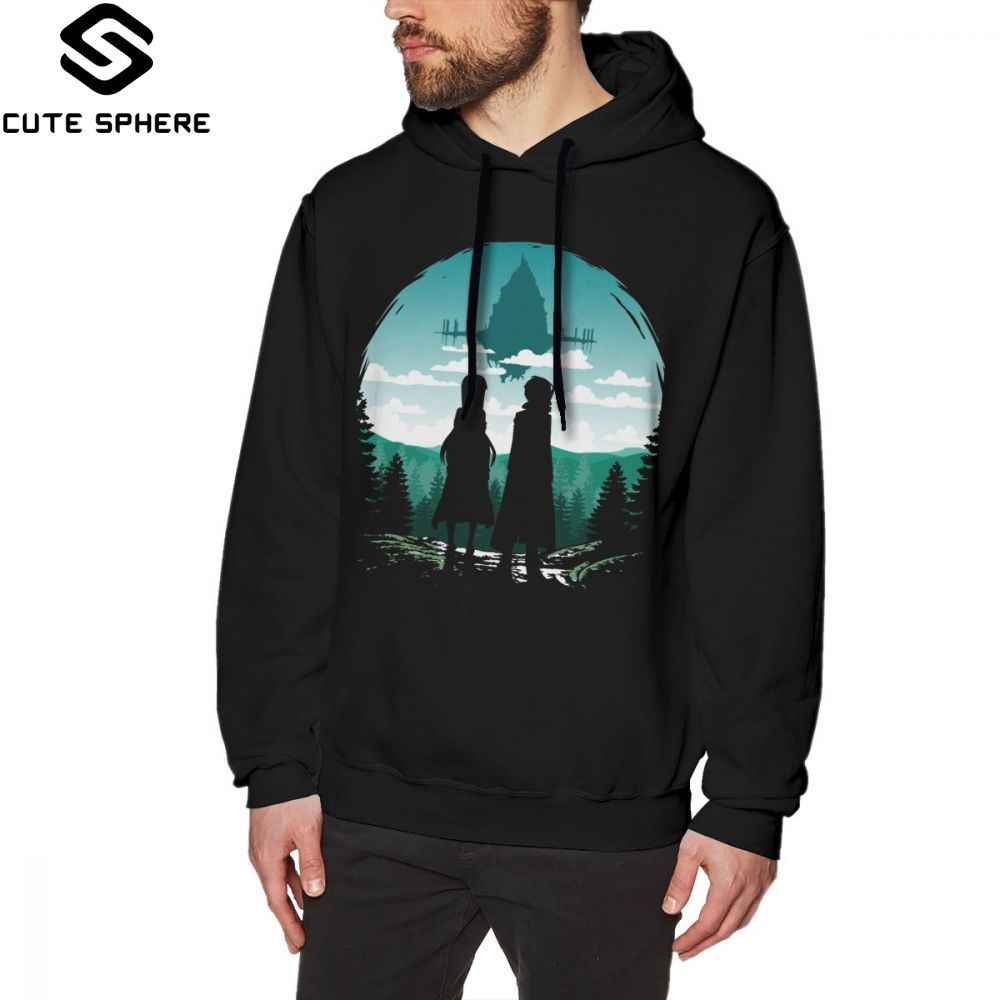 quality design c17b1 56d09 US $17.4 40% OFF|Sword Art Online Hoodie SAO Aincrad Hoodies Loose Popular  Pullover Hoodie Winter Cotton Long Big Male Red Hoodies-in Hoodies & ...