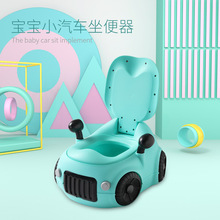 купить Baby Potty Toilet Training Seat Portable Plastic Child Potty Trainer Kids Indoor Baby Potty Chair Plastic Children's Pot по цене 2210.94 рублей