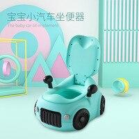 Baby Potty Toilet Training Seat Portable Plastic Child Potty Trainer Kids Indoor Baby Potty Chair Plastic Children's Pot