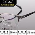 Alta calidad flexible de los hombres exquisitos gafas de marco de los vidrios ópticos titanium prescription spectacle monturas de gafas 8179