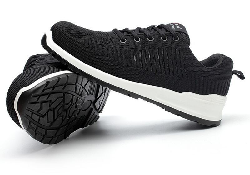 New-exhibition-Flying-mesh-Breathable-Steel-Toe-Cap-Safety-Shoes-Men-anti-pierce-Injection-bottom-work-Safety-boots-2019-Sneaker (20)