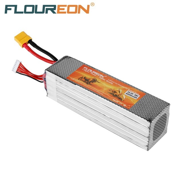 Big Promotion FLOUREON 6S 22 2V 35C 8000mAh Lipo RC Battery XT90 for RC  Helicopter RCAliexpress com   Buy Big Promotion FLOUREON 6S 22 2V 35C 8000mAh  . Eon Lighting Inverter. Home Design Ideas