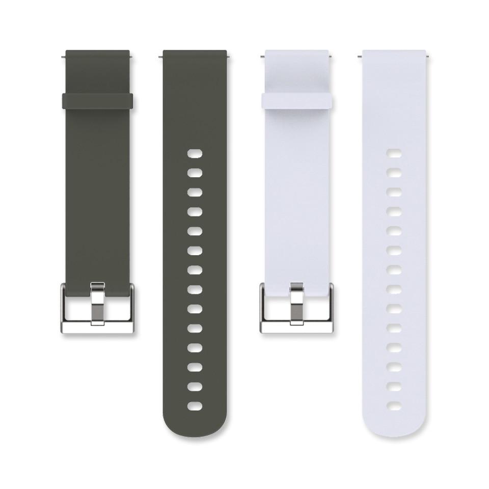 Mijobs 20mm spordi silikoonist randmepael Xiaomi Huami Amazfit Bip - Nutikas elektroonika - Foto 4