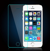 HOT protective glass on the iPhone 5s 9H 2.5D Ultra Thin Explosion proof Tempered Glass Screen Protector For iPhone 5 5C 5S SE