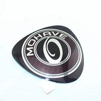 1PC Genuine front Hood Logo Emblem Rear tailgate Sign logo for kia Borrego Mohave 2008 2012 863112J020