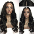 4*4 Inch Silk Top Full Lace Wigs Body Wave Human Hair Silk Base Glueless Lace Front Wig Raw Indian Remy Hair For Black Women
