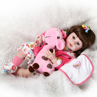 Baby Doll Toys  Newborn Girls Birthday Gift