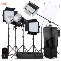 D1080+200W Normally Illuminated LED Television Lamps Medium Live Studio 360 degree Commercial Video CD50 T07