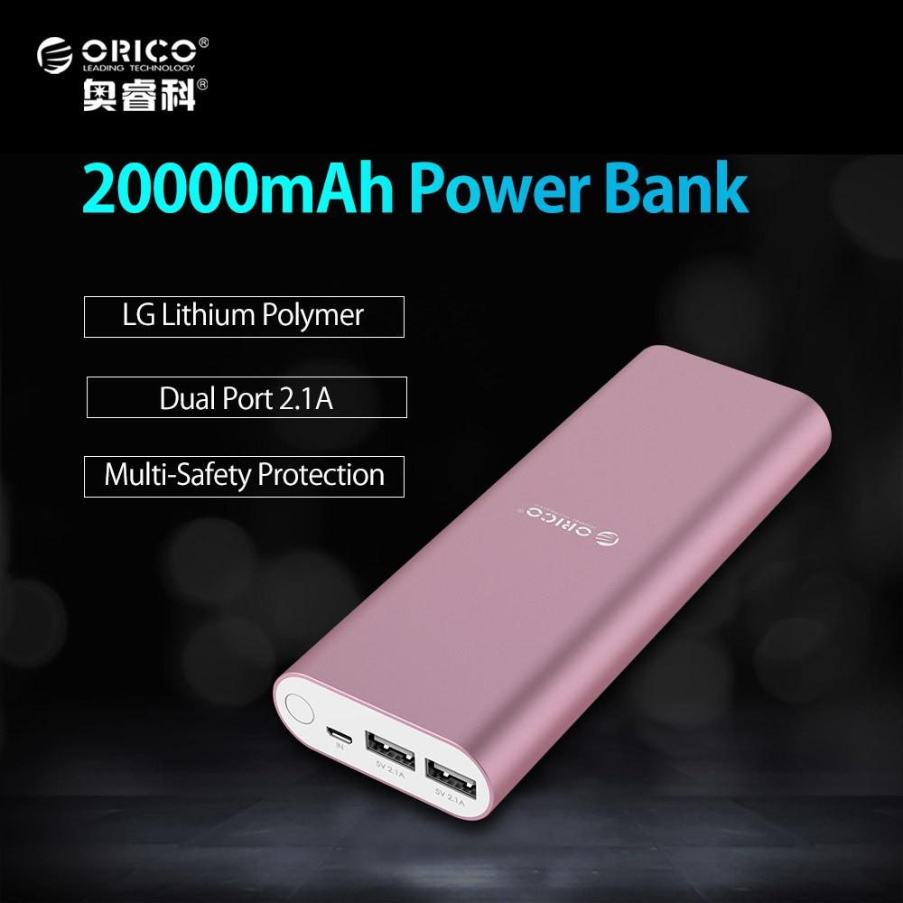 ORICO 20000mAh Power Banks