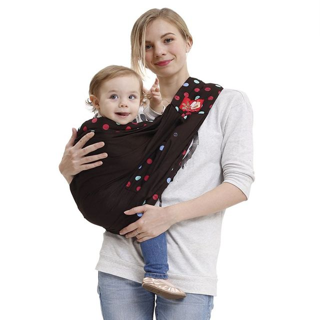 Nova Marca de Qualidade Multi-função Portadores de Bebê Respirável 100% Algodão Infantil Meninos Das Meninas Do Bebê Portador de Bebê Sling Mochila Mochila