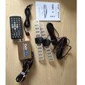 DVB-T2 120 km/h Doble Antena DVB T2 TV Digital Móvil Caja de oro externa USB DVB-T2 Receptor de la TV para el Coche con mando a distancia IR