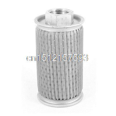 Cylinder Shaped Metal Hydraulic Suction Line Filler Breather Filters 3/4PT cylinder