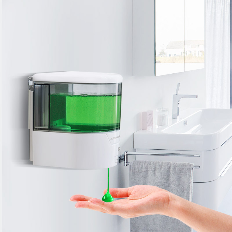 Soap Dispenser Soap Dispenser Toilet Wall-mounted Automatic Sensor Soap Hand Sanitizer Box