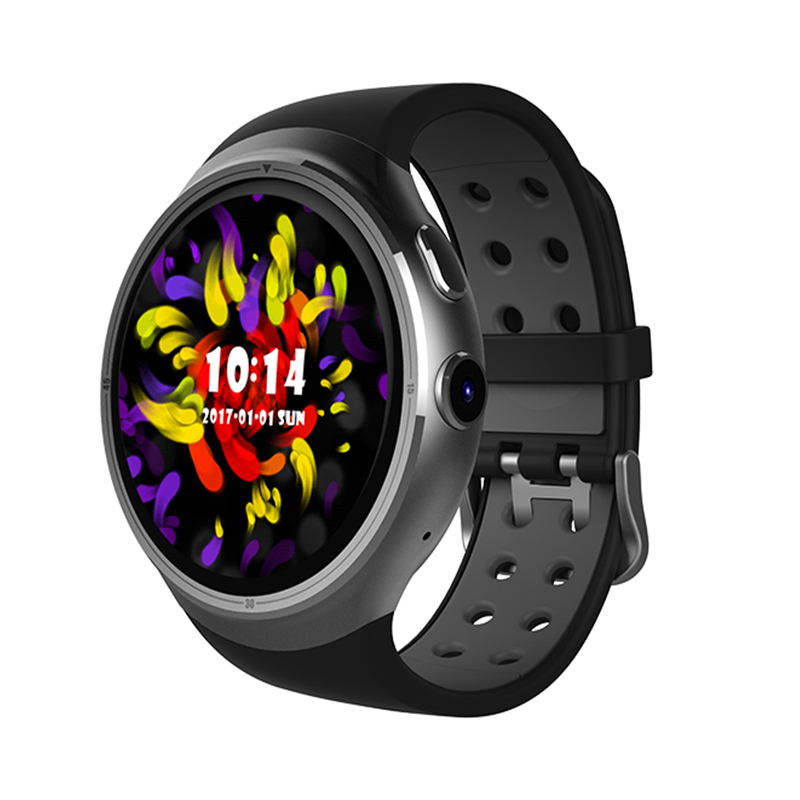 JingTider JT1 Smartwatch 1GB Ram 16GB Rom MTK6580 Quad Core smart watches Phone 3G Heart Rate Android 5.1 GPS For Android IOS no 1 d6 1 63 inch 3g smartwatch phone android 5 1 mtk6580 quad core 1 3ghz 1gb ram gps wifi bluetooth 4 0 heart rate monitoring