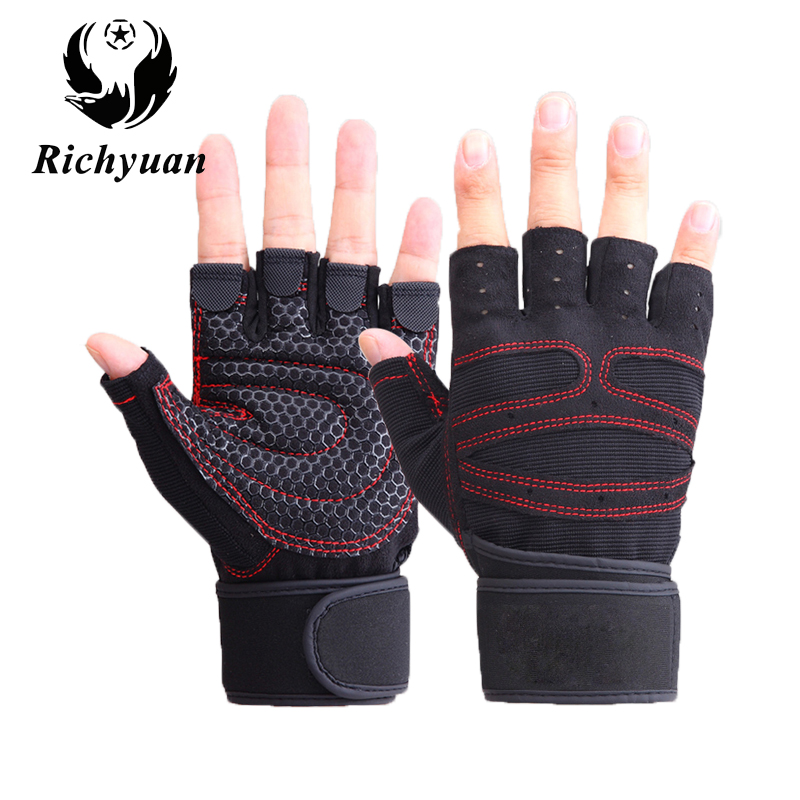 Body Building Gym Gloves Fitness Body Building Weight