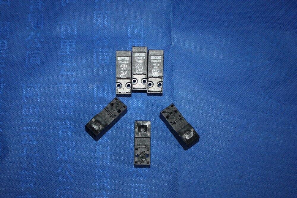 Lonati Double Cylinder Hosiery Machines U8-852 Use Solenoid Valve U8900218