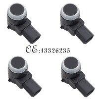 4PCS PDC Parking Sensor Bumper Assist Reverse Aid Backup Fit G M 13326235