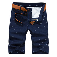 Бренд woodvoice мужские шорты летние модные однотонные повседневные мужские шорты-бермуды Masculina до колена, большие размеры 28-40, прямые