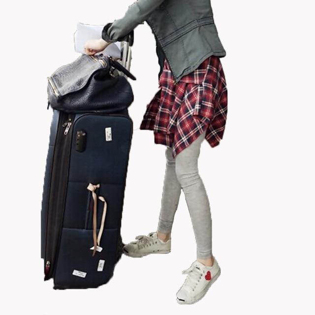2016 лучших товаров поддельные две пьесы брюки показать плед весна рубашка внешний тонкий шить хлопок Sweety свободного покроя карандаш брюки