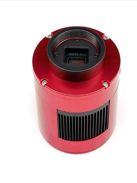 ZWO ASI183MM Pro soğutulmuş Mono kamera ASI derin silindirli yüksek hızlı mıknatıslar USB3.0