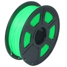 3D Printer Filament 1kg/2.2lb 3mm PLA Plastic for Mendel green