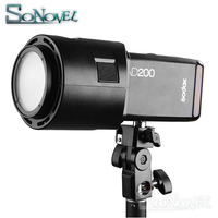 Godox AD P AD200 Speedlight Flash Adapter for Profoto Accessories