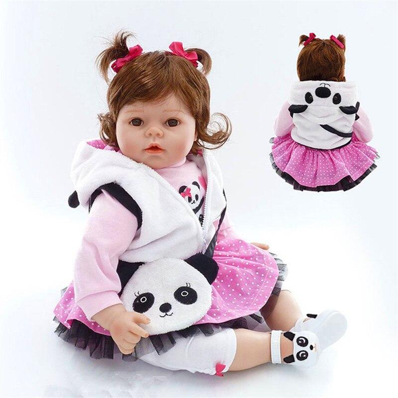 2017 new 20 realistic realistic bebe reborn doll reborn for Porte bebe toys r us