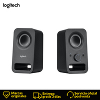 Logitech Z150 Portable Speaker Computer PC Speakers Mini USB Speaker Sound System 6W stereo Music surround Outdoor Speaker