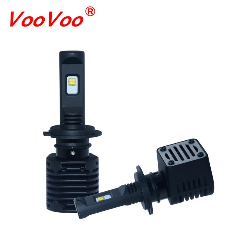 VooVoo LED Car Headlight 12V 2700K 6500k H4 H7 H11 H13 9006 HB4 9005 HB3 9007 9012 5202 Car Light Bulb LED-H7 LED-H4 HeadLamp 2pcs 880 881 h27 h4 h7 h13 h11 h1 9005 hb3 9006 hb4 h3 9004 9007 9012 cob led headlight 72w 8000lm car bulb fog light 6000k 12v