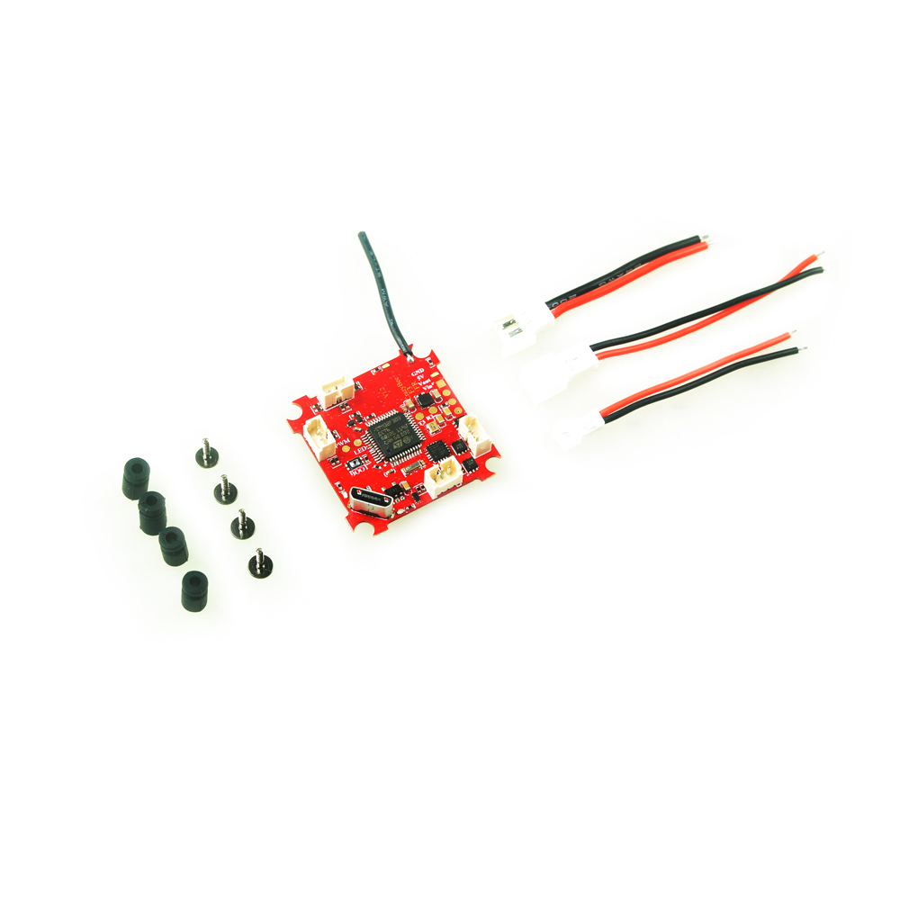 Crazybee F3 Flight Controller Dshot600 4in1 ESC Betaflight OSD For Tiny Whoop Brushless FPV RC Drone Frsky/Flysky/DSM2 Receiver rcmoy uav115 brushless micro fpv racing quadcopter drone f3 flight controll 800tvl vtx 10a esc tiny whoop blade inductrix