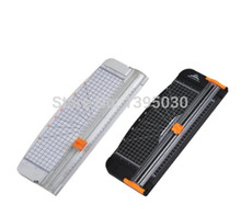 Free Shipping By DHL JLS-909 Portable Paper Trimmer & Ruler A4 Paper Cutting Machine Paper Cutter, Paper Cutting Knife