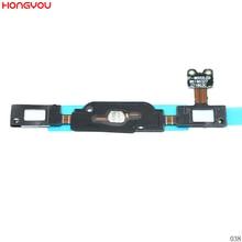 цена на Home Button Menu Keypad Touch Sensor Flex Cable For Samsung Galaxy Win I8552 I8550