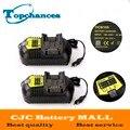 2X Cargador Rápido Para Dewalt 10.8 V 12 V 14.4 V 20 V MAX Li-ion DCB120 DCB101 DCB105/DCB203/DCB200/DCB201/DCB204/DCB180/DCB182
