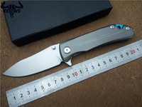 Quality Tactical Folding Knife Survival Knife 9cr18mov Blade Steel Handle Outdoor Camping Pocket Rescue Knives Utility