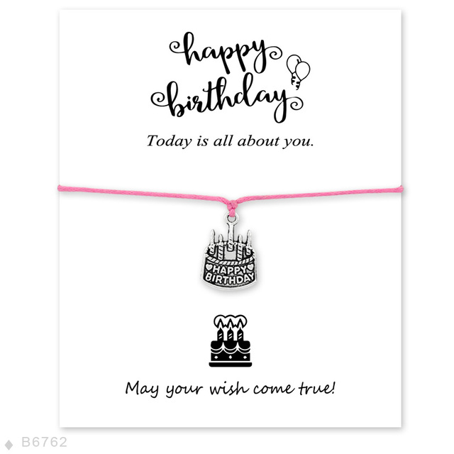 Happy Birthday Gift For Sisters Friends Mom Dad Mother Father Kids Teens Silver Heart Cake