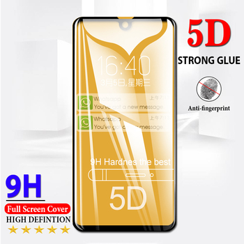 Full Cover Tempered Glass For Samsung Galaxy A50 A30 A20 A10 M10 M20 M30 A20 A40 A30 A50 Screen Protector Protective glass image